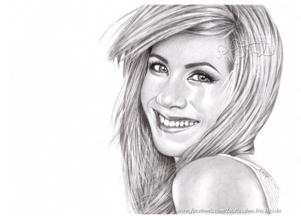 Jennifer Aniston by AudreyF